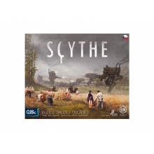 Hra stolná Albi Scythe: Základná hra