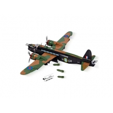 Stavebnica Cobi 5531 Small Army II WW Vickers Wellington Mk I 550 k 2 f