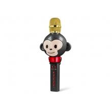 Karaoke mikrofón FOREVER AM-100 opica čierny
