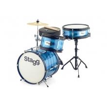 Sada bicích detská STAGG TIM JR 3/12B BL, modrá