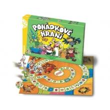 Stolná hra BONAPARTE Rozprávkové hranie Večerníček