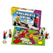 Stolná hra BONAPARTE Rozprávkové hranie Pat a Mat