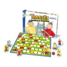 Hra stolná BONAPARTE Hadice a rebríky Pat a Mat