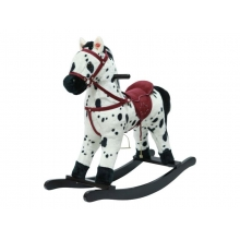 Detský hojdací kôň TEDDIES 71cm