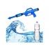 Pištoľ vodná 4L na PET fľašu