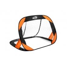 Bránka futbalová HASBRO BUCKLER NERF 2ks čierno-oranžová