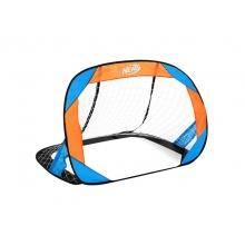 Bránka futbalová HASBRO BUCKLER NERF 2ks modro-oranžová
