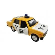 Detské policajné auto TEDDIES VB LADA 1600 VAZ 2106 12cm