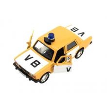 Detské policajné auto TEDDIES VB 11.5cm
