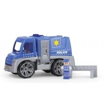 Detské policajné auto LENA TRUXX s príslušenstvom 29cm