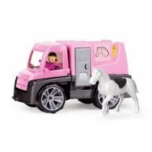 Detské nákladné auto na prepravu koní LENA TRUXX 26cm