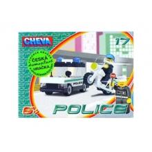 Stavebnica CHEVA 17 POLICAJNÁ HLIADKA