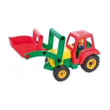 Traktor LENA s lyžicou 35cm