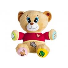 Medvedík plyšový TEDDIES TEDÍK česky hovoriaci