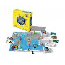Hra stolná BONAPARTE CESTOVANIE S JIŘÍM KOLBABOU detská