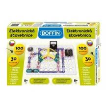 Stavebnica elektronická BOFFIN I 100