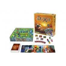 Hra stolná Dixit: Základná hra