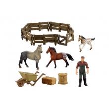 Farma BUDDY TOYS BGA 1011 - ohrádka pre kone