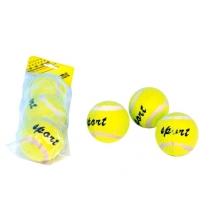 Detské tenisové loptičky TEDDIES 3ks