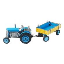 Detský traktor KOVAP ZETOR BLUE 28 cm