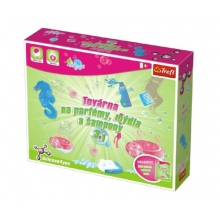 Detská kreatívna hra TREFL Science4you Továreň na parfémy, mydlá a šampóny