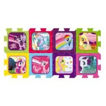 Detské puzzle TREFL Môj malý pony penové 8ks