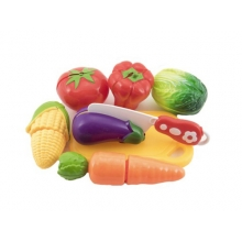 Detská zelenina s lopárikom TEDDIES