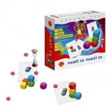 Hra vzdelávacia PEXI Pamäť 3D