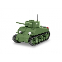 Stavebnica COBI 3063 World of Tanks Sherman M4