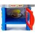Kuchynka detská G21 s príslušenstvom modrá