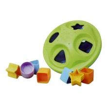 Interaktívna hračka Tvary na vhadzovanie