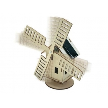 Solárny veterný mlyn